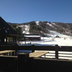 Photo taken at Gunstock Mountain Resort by Chris C. on 1/27/2013