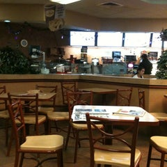 Photo taken at Tim Hortons by Suzie L. on 10/21/2012