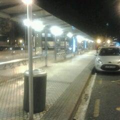 Photo taken at Estación de Autobuses de Donostia/San Sebastián by Imanol G. on 5/10/2013