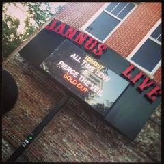 Photo taken at Jannus Live by Gina B. on 4/16/2013