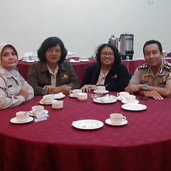 Photo taken at Desa Wisata Hotel , Resort & Convention Hall by Danny A. on 2/2/2015