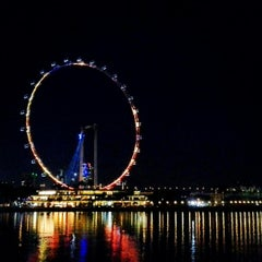 Photo taken at The Singapore Flyer by kevinbkth on 12/21/2012