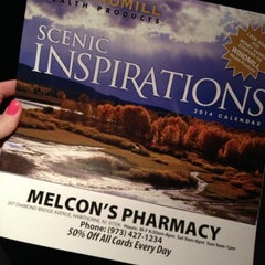Photo taken at Melcon's Pharmacy by Victoria M. on 12/6/2013