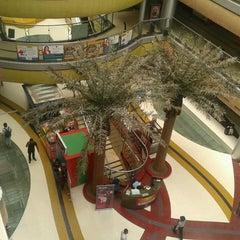 Photo taken at Raghuleela Mega Mall by Tejas Sheth on 4/18/2013