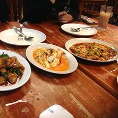 Photo taken at Alissara Thai Cuisine by Ain Z. on 12/18/2012