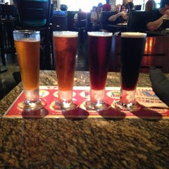 Photo taken at BJ's Restaurant and Brewhouse by Christ T. on 7/27/2013