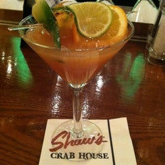 Photo taken at Shaw's Crab House by Stacia C. on 11/30/2012