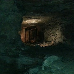 Photo taken at Lockport Cave by E on 7/6/2013