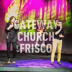 Photo taken at Gateway Church Frisco by Darren E. on 7/6/2013