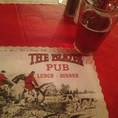 Photo taken at The Blazer Pub by Erica M. on 6/20/2013