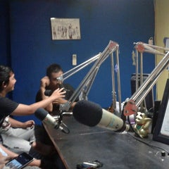Photo taken at Star Radio 94.3 FM by dbie y. on 10/23/2012