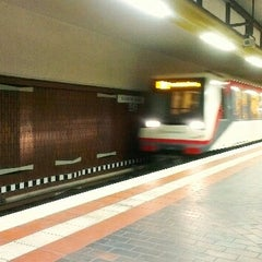 Photo taken at U Niendorf Markt by Malte K. on 10/3/2012