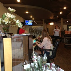 Photo taken at LT Nails by nANCY S. on 5/10/2013