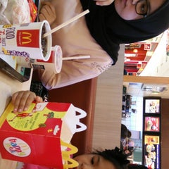 Photo taken at McDonald's by noor h. on 1/8/2015