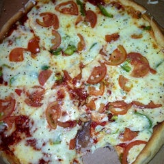 Photo taken at Rosati's Pizza Broomfield by Eric S. on 7/10/2013