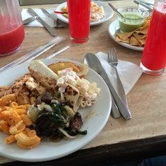 Photo taken at Restaurante Mariaeugenia by Benjamin C. on 5/18/2014