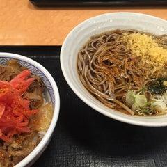 Photo taken at 吉野家 412号線厚木林店 by Masatoshi T. on 1/23/2016