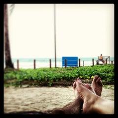 Photo taken at Marulhos Muro Alto Resort by Teoni V. on 3/3/2013