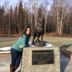 Photo taken at Iditarod Race Headquarters by Beverly D. on 10/27/2014