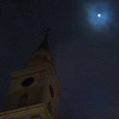 Photo taken at Old Saint Mary's Catholic Church by Ryan L. on 1/16/2014