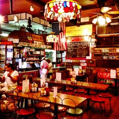 Photo taken at Jaxson's Ice Cream Parlour, Restaurant & Country Store by Val L. on 4/25/2013