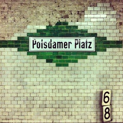 Photo taken at Potsdamer Platz by Denise D. on 6/24/2013