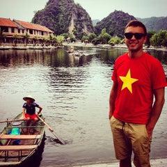 Photo taken at Ninh Bình by Vovuz on 7/19/2014
