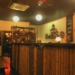 Photo taken at Life Cafe 人间茶坊 by Nicholas T. on 2/20/2013