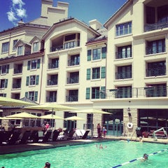 Photo taken at Park Hyatt Beaver Creek Resort and Spa by Nick H. on 6/17/2013