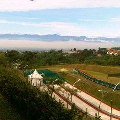 Photo taken at Kampung Gajah Wonderland by Radea W. on 4/1/2013