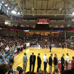 Photo taken at TD Arena, College of Charleston by R. Chase K. on 1/25/2013