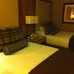 Photo taken at Hyatt Regency Denver Tech Center by Sam W. on 10/16/2012