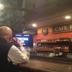 Photo taken at Cafe Reyes by Zavadsky M. on 12/17/2012