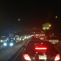 Photo taken at I-76 Schuylkill Expressway by Aine D. on 12/3/2012