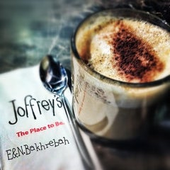 Photo taken at Joffrey's Coffee & Tea Company by Ehab B. on 11/22/2012