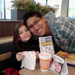 Photo taken at Whataburger by Katie M. on 3/23/2013