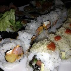 Photo taken at Sushi Tango by Ashley G. on 2/19/2013