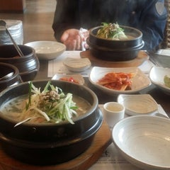 Photo taken at 발산삼계탕 by Eui. S on 3/25/2014