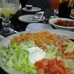 Photo taken at Tito's Mexican Restaurant by Rachael C. on 5/2/2013