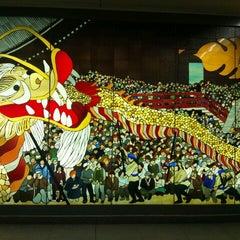 Photo taken at つくばエクスプレス 浅草駅 (TX Asakusa Sta.) by cazooya on 9/26/2012