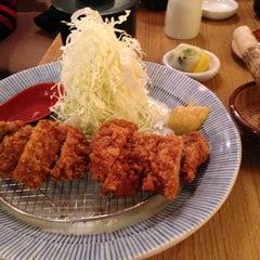 Photo taken at Katsu-Hama by Maryam A. on 2/11/2013