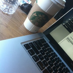 Photo taken at Starbucks by Ace M. on 10/12/2012