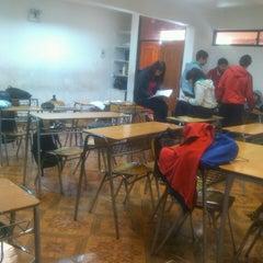 Photo taken at Colegio Almenar by Javier Y. on 10/23/2013