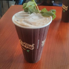 Photo taken at Philz Coffee by Michelle L. on 7/21/2013
