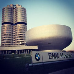 Photo taken at BMW Museum by Juliano R. on 7/1/2013