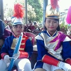 Photo taken at Panggung Terbuka Balai Budaya Gianyar by Ipg W. on 8/12/2013