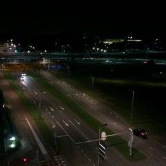 Photo taken at Bastion Deluxe Hotel Rotterdam/Terbregseplein by Anastasia on 10/6/2013
