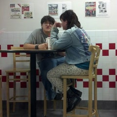 Photo taken at Five Guys by Michele L. on 12/21/2013