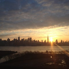 Photo taken at Lincoln Tunnel Helix by Alan S. on 11/28/2012