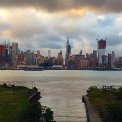 Photo taken at Lincoln Tunnel Helix by Alan S. on 8/19/2015
